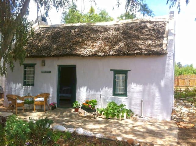 Pepper Tree - a heritage cottage.  - McGregor