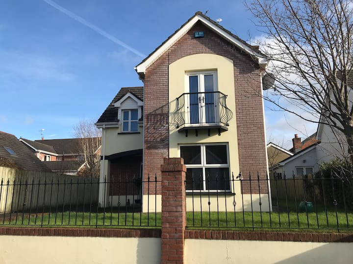 House near Derry Airport,nature walks dog friendly