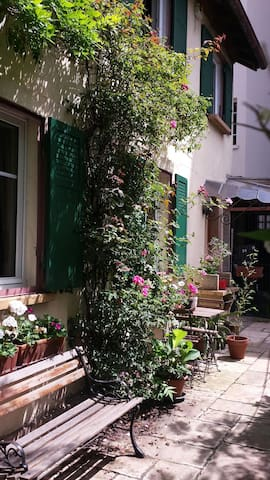 Petit appartement dans maison de charme - Strasbourg - Lakás
