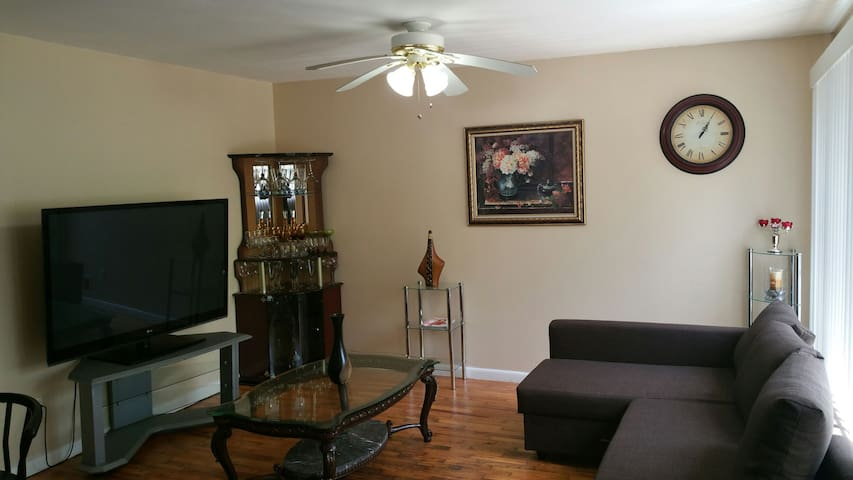 Plush Vacation Rentals. Private roomT with parking - Atlanta - Apartment