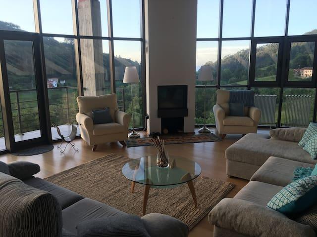 """""""Olas y Estrellas"""" luxury holiday home by the sea"""