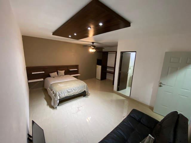 Habitación 4 amueblada excelente ubicación!.