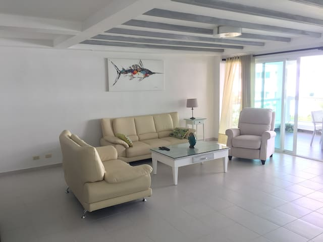 Good Looking Penthouse Punta Cana Beach Suite A404
