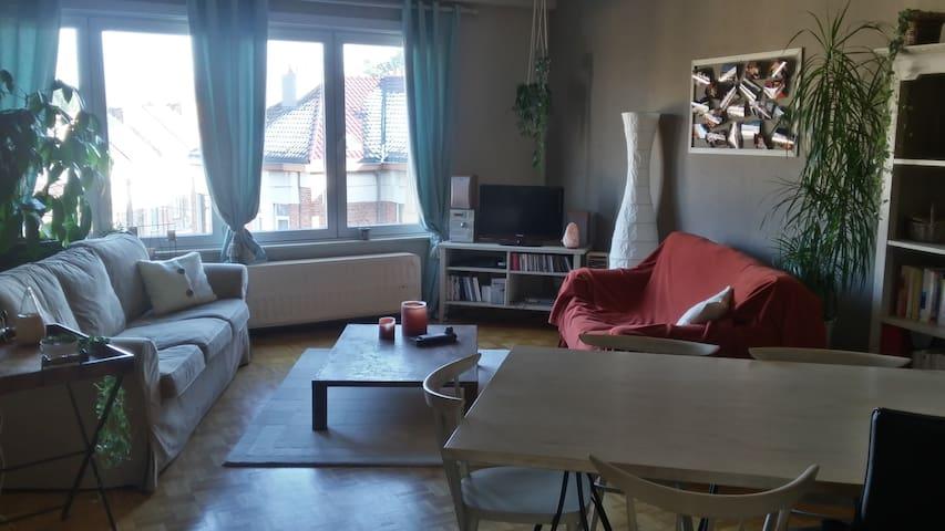 Appartement lumineux - Nivelles - Daire