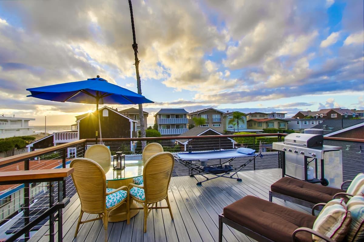 Airbnb Del Mar rental home