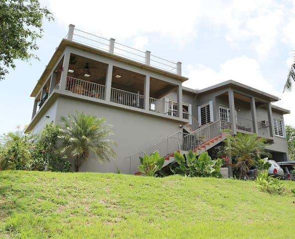 Casa De Namaste- exceptional home  - Vieques - Rumah