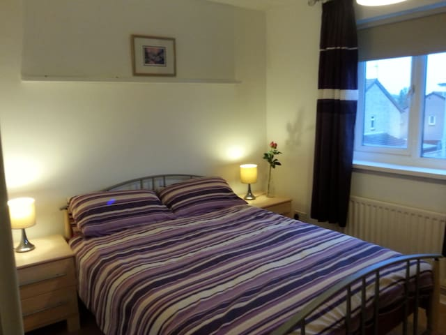 Modern double room with sea view - Sully