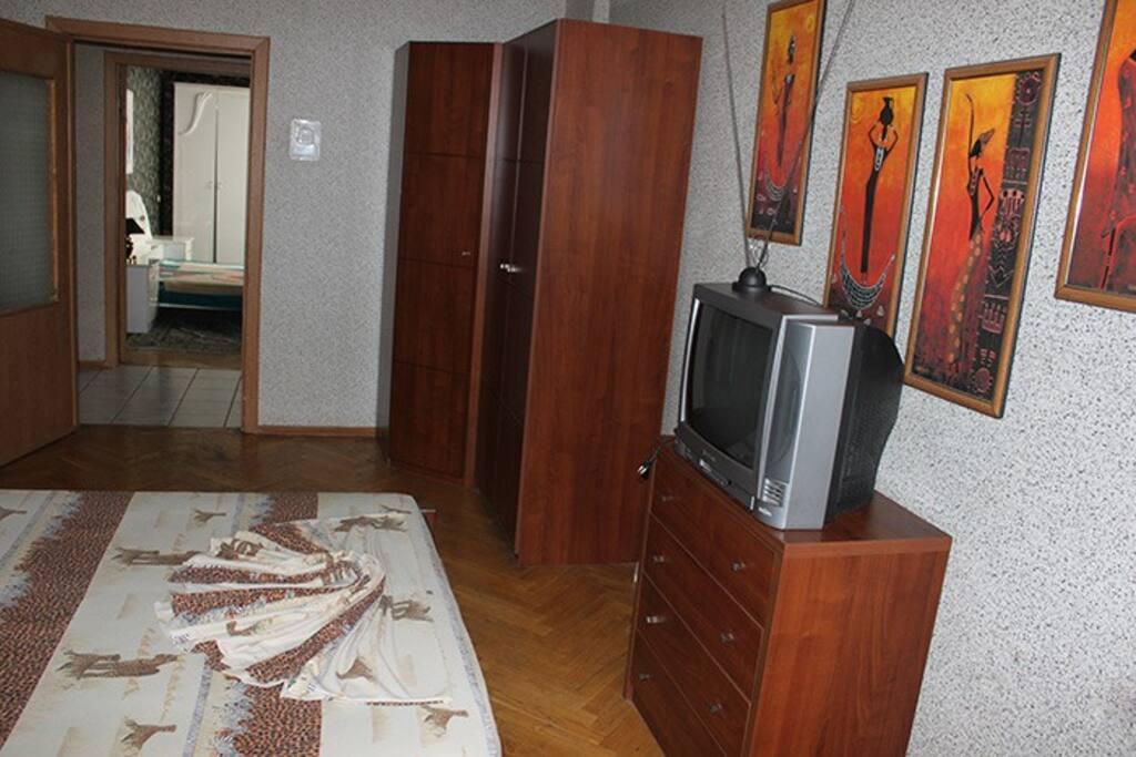 Немецкая спальня