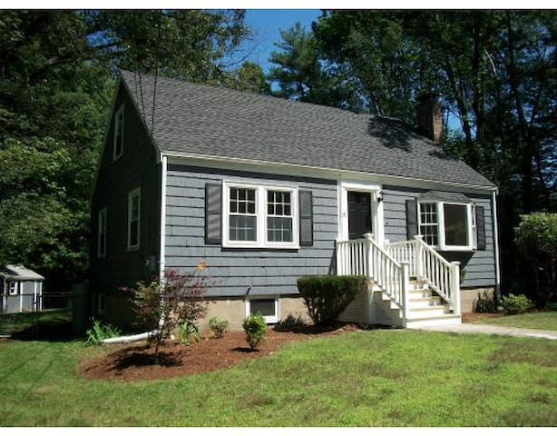 Charming Cape Just North of Boston - Wilmington - House