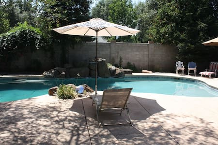 5BR/3BA Premier Home/Pool-Master Suite 3200 sqft - Redding - House