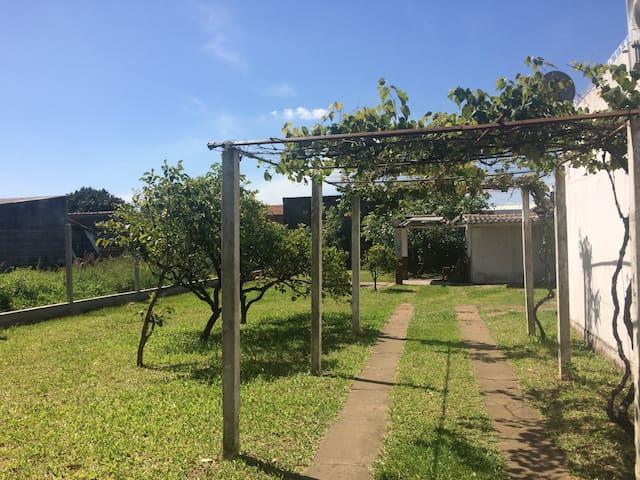 Aconchego junto a natureza, próximo a Porto Alegre - Eldorado do Sul