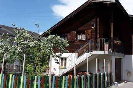Erholsamer (Kurz-) Urlaub  im wunderschönen Wallis