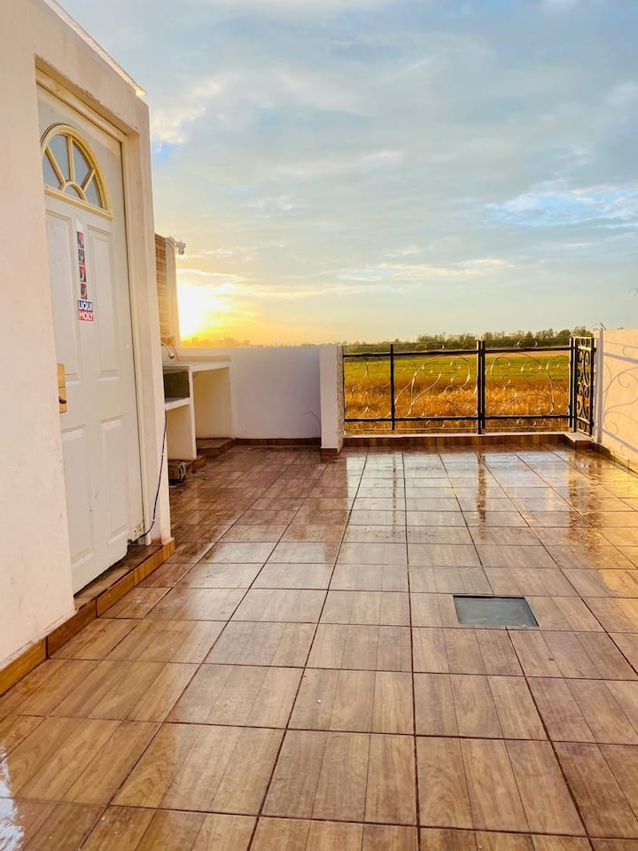 Habitación Equipada-Ambiente Tranquilo :)