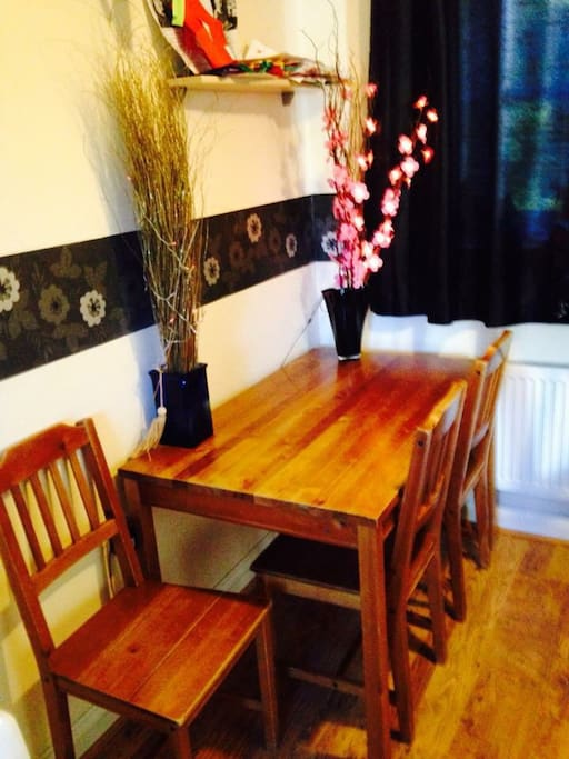 Dining area!