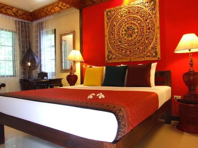 Phu Jaya Mini Resort - Hang Dong - Bed & Breakfast