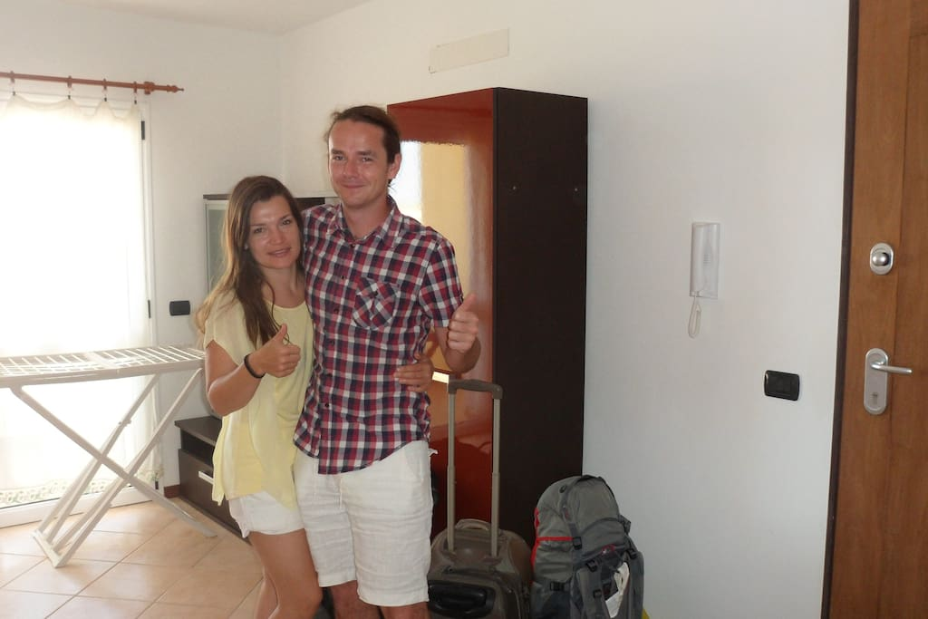 Guest : Michal & Nadine from Barcelona (2)