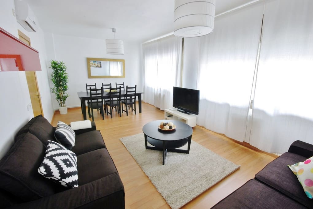 Accogliente appart vicino al centro appartamenti in for Appartamenti al centro di barcellona