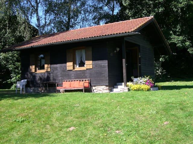 """Ferienhaus """"Teich"""" im Bayer. Wald"""