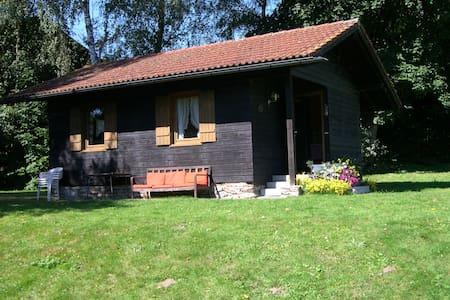 """Ferienhaus """"Teich"""" im Bayer. Wald - Achslach"""