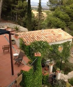 Secluded apartment in a wonderful setting. - Figuerola del Camp