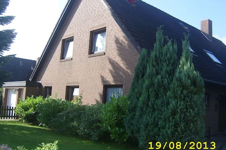 Haus Weda - Maisonette - Krummhörn - Apartamento
