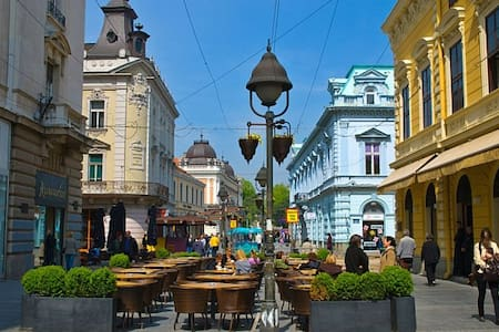 City Center Pedestrian Area Apartment PROMO PRICE* - Beograd