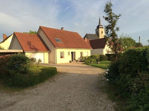 LE Touquet Charming house