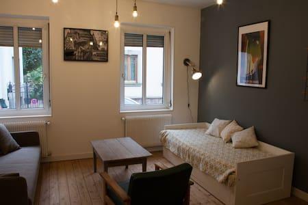 60 m2, proche centre de Strasbourg