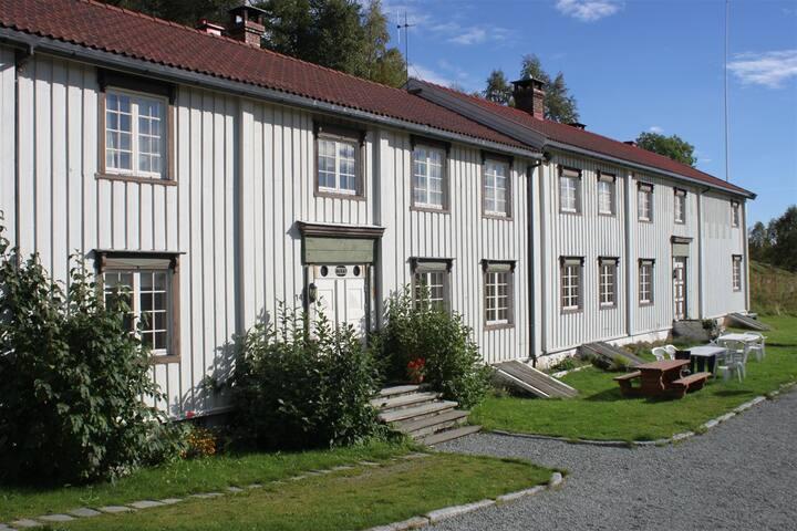 Koselig trønderlån på Storbuan Gård