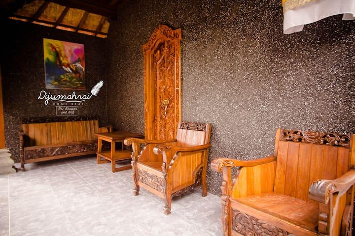 Dijumahrai Homestay - Room #1