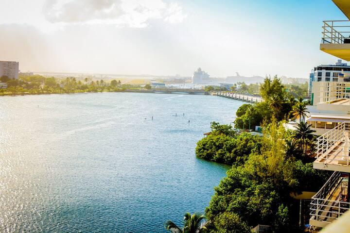 Splendid Apartment-Heart of Condado - San Juan - Lägenhet