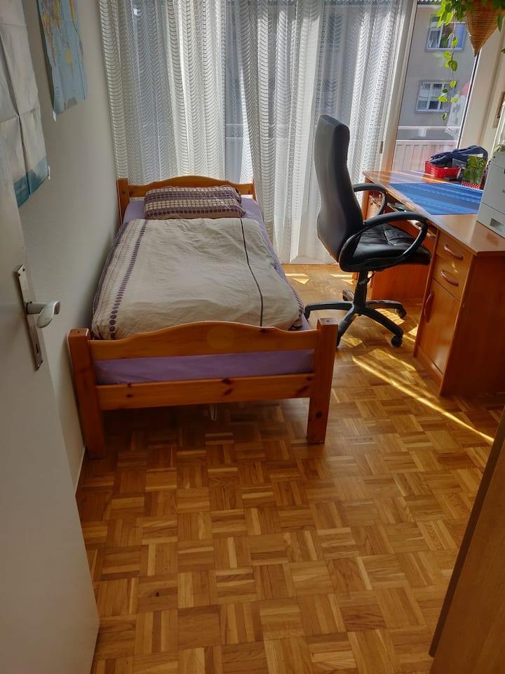 Appartement proche du centre de Lausanne