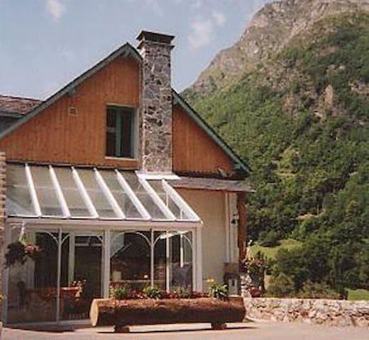 Appartement cosy dans les Pyrénées - Gèdre