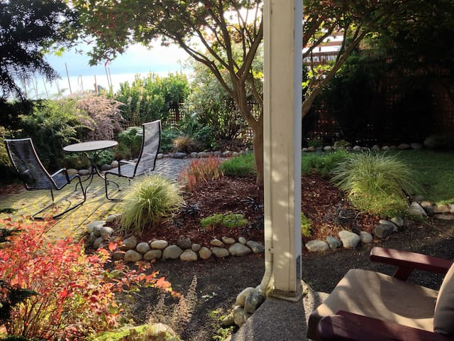 Look Out - private ground floor apt - Port Townsend - Apartamento