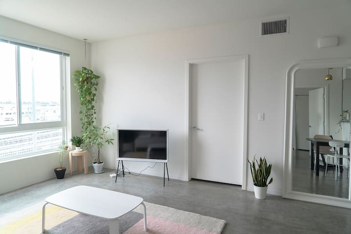 Beautiful modern apt in heart of Arts District - Los Angeles - Apartemen