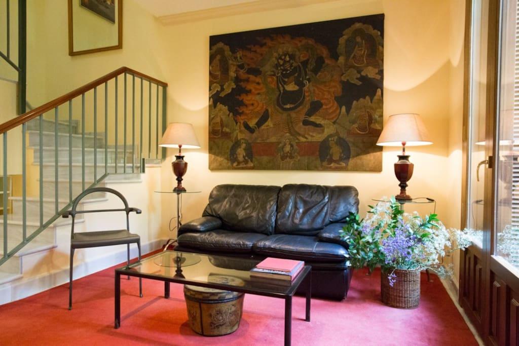 Salón / Living room