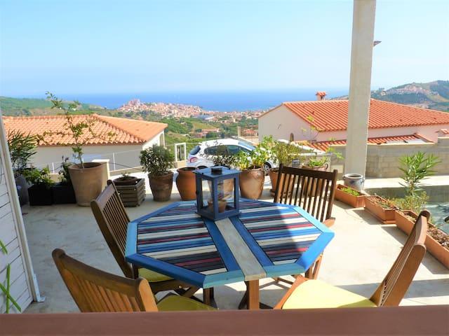 appartement  splendide vue mer