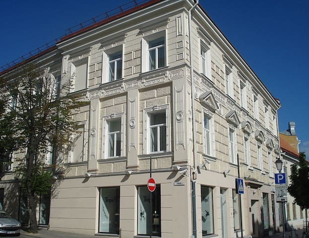 Superbly located Old Town apartment