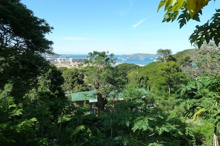 PNG House with Harbour views  - Port Moresby