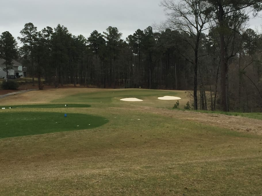 13th Tee Box of Bartram Trail Golf Course