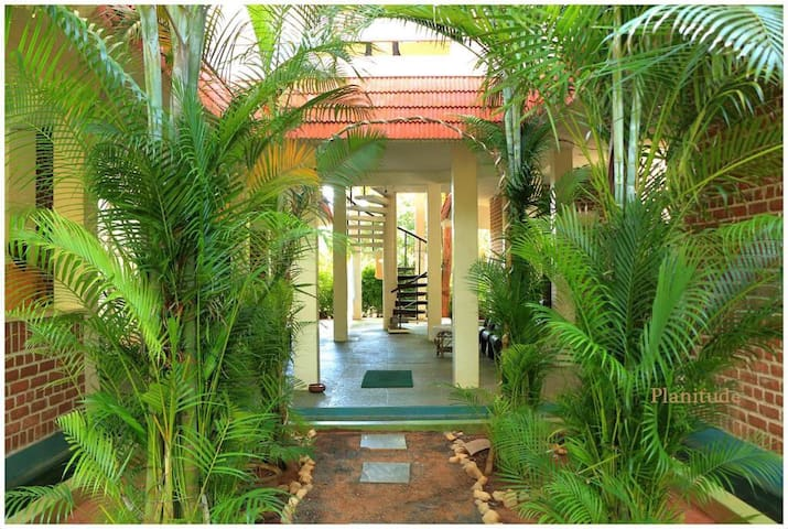 Plenitude Resort Auroville