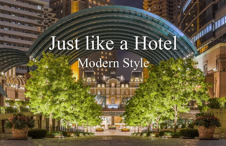 1)Just like a Hotel【Modern Style】,2min to Shibuya - Meguro-ku - Byt