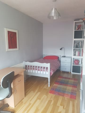 Room in friendly family home