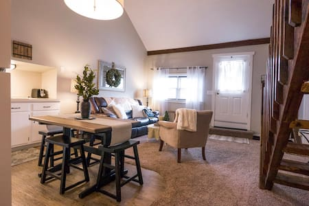 The Loft at Parkview - Lancaster - Apartamento