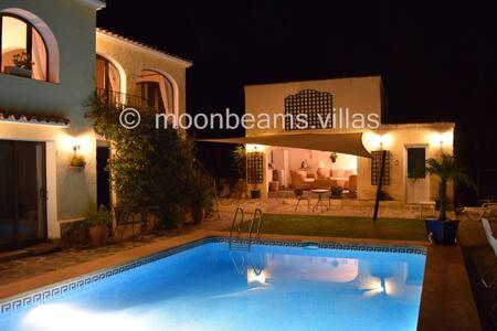 Villa Moonbeam, Javea, GF  (5min to the sea) - Xàbia