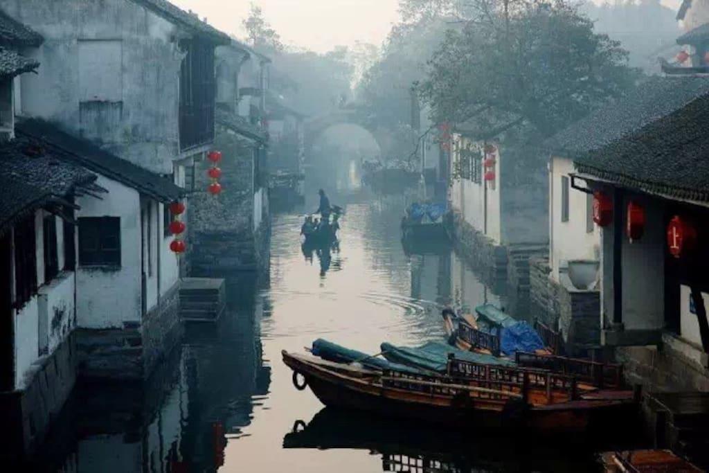 周庄古镇,中国第一水乡