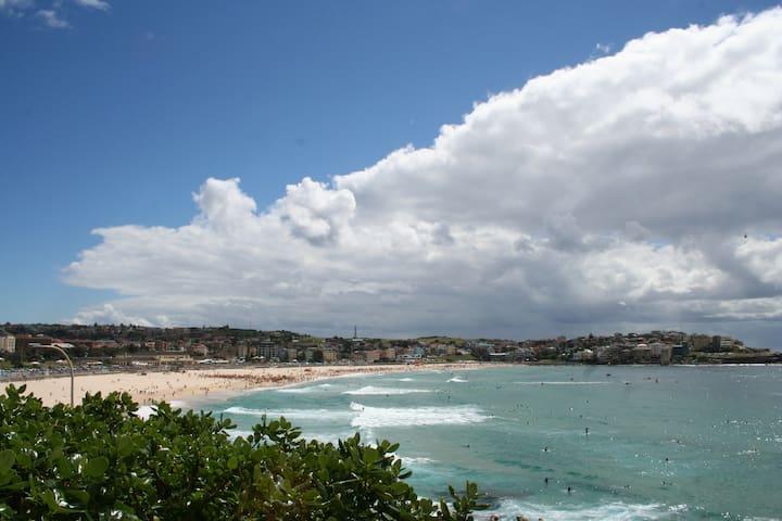 Bondi Beach Water Views Apartment - Bondi Beach - Huoneisto