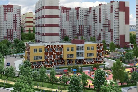Двухкомнатная квартира в новом доме - Moskwa