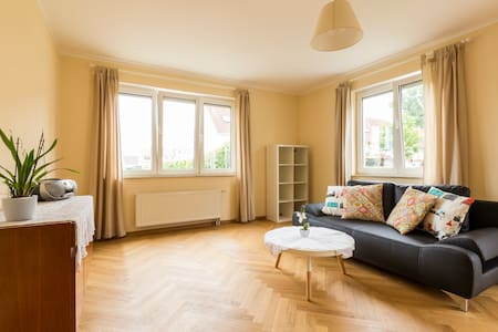 countryside garden apartment - Saarmund - Wohnung