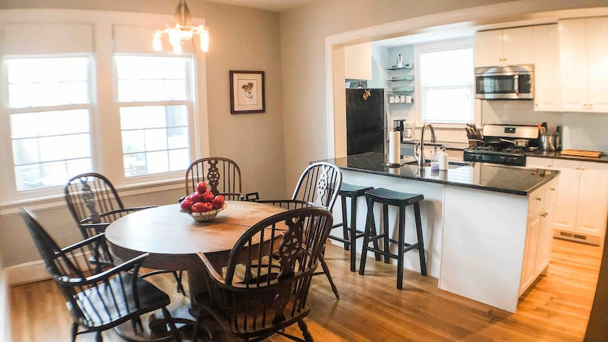 Charming row house - right in Carytown!